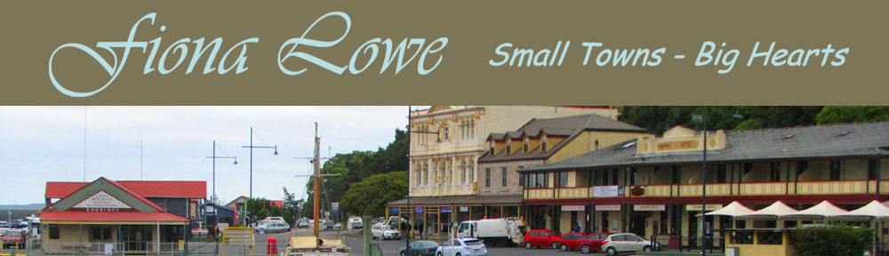 Fiona Lowe. Romance Fiction for Today, Small Towns, Big Hearts