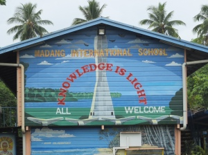 My school.