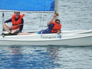 Sailing. The resort had sea kayaks & two catamarans.