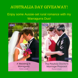 AUSTRALIA DAY GIVEAWAY!