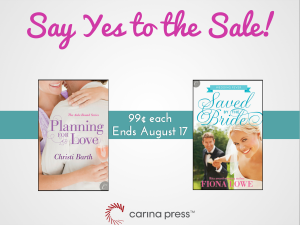 Say Yes to the Sale!